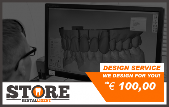 DESIGN-SERVICE - WE DESIGN FOR YOU! UNIT 100 €