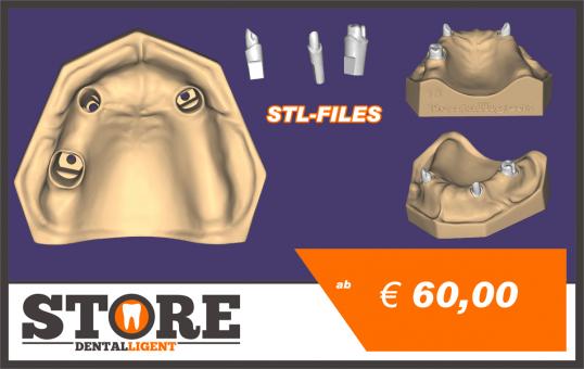 OK-Model T3-STL-Files for self-print